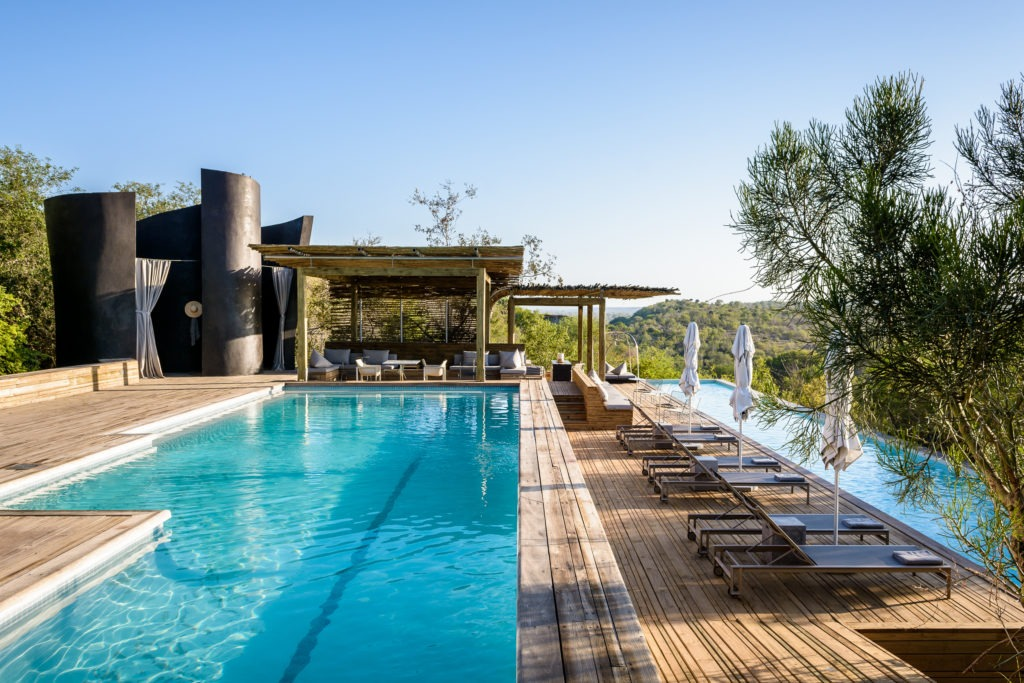 Singita Lebombo Lodge pool