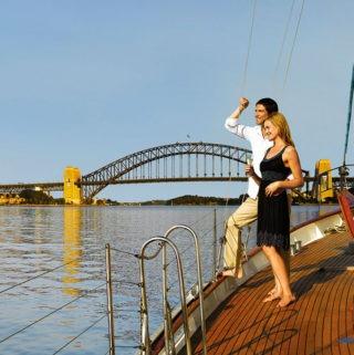 Sydney Private Yacht Romance