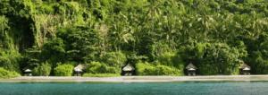 Amankila coast