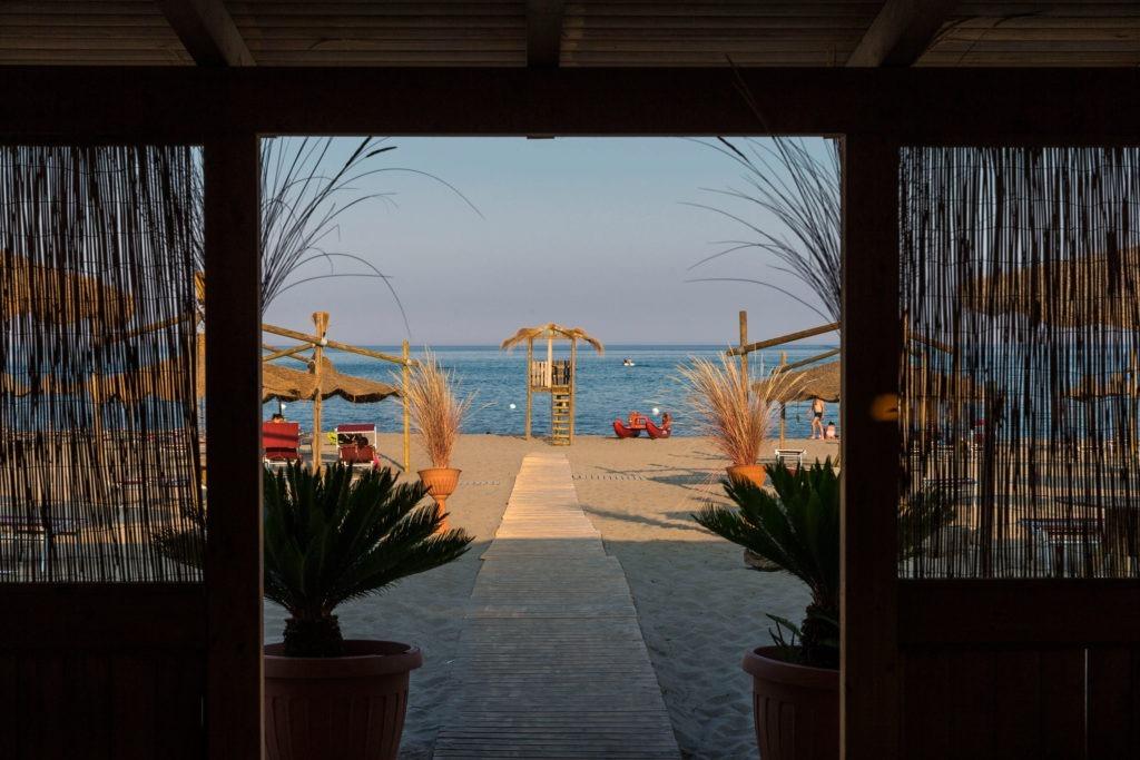 Beach Club Palazzo Margherita