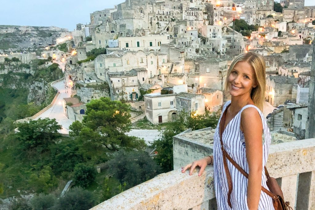 Matera, Italy: A step back in time…